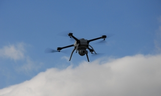 Largest police drone trial set to begin