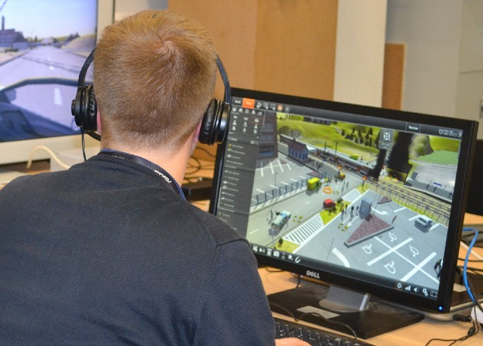 Major incidents: 'Video game' training developed