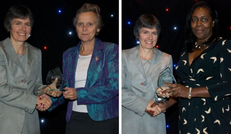 Contribution To Women In Policing Celebrated