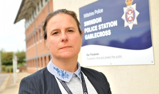 Detective Chief Inspector Helen Jacobs. Credit Dave Cox at Swindon Advertiser