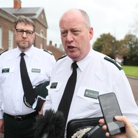 I'm confident of a positive outcome, says PSNI chief facing misconduct probe
