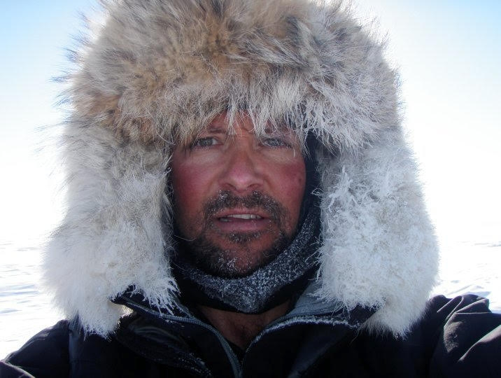 Portmouth officer with diabetes to commence solo ski to the South Pole