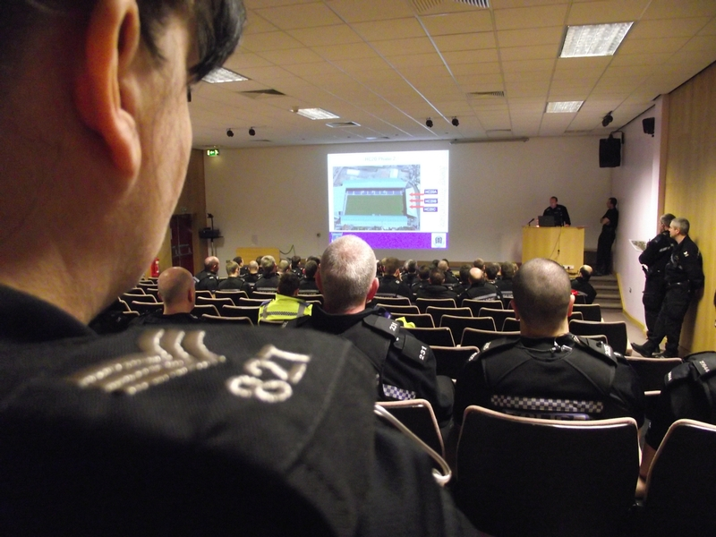 Sergeants are 'overloaded by Uplift'