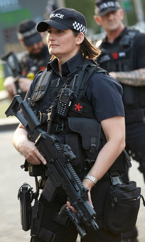 GMP boosting armed police presence at public events for 'visible reassurance'