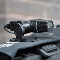 Complaints against police 'almost disappear' with body worn cameras