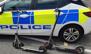 E-scooters confiscated by force despite DoT safety pilot