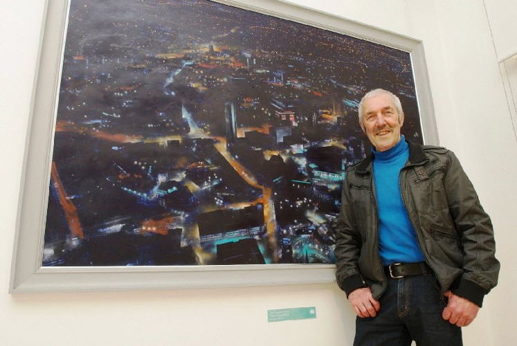 Air support provides artistic inspiration