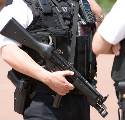 Murder charge: Firearms officers 'shell shocked'