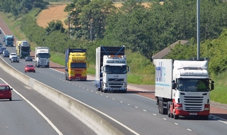 Winning the war on illegal HGVs