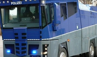 Case for water cannon 'contradictory'
