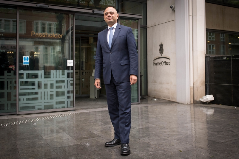 Climbing to the top: Sajid Javid ahead of the field in the Progress 1000 awards