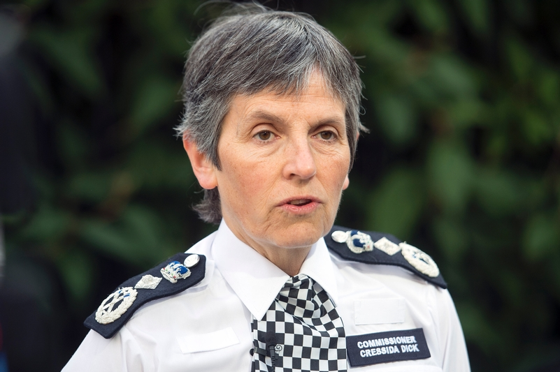 Metropolitan Police Service Commissioner Cressida Dick (Photo: PA Wire)