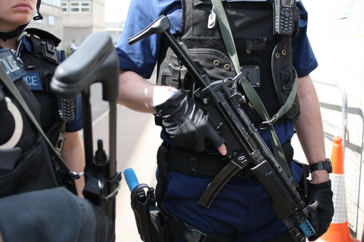 Police Scotland have allowed armed officers to be deployed to over 5,000 routine incidents, including 1,484 missing people searches, since May 2018.