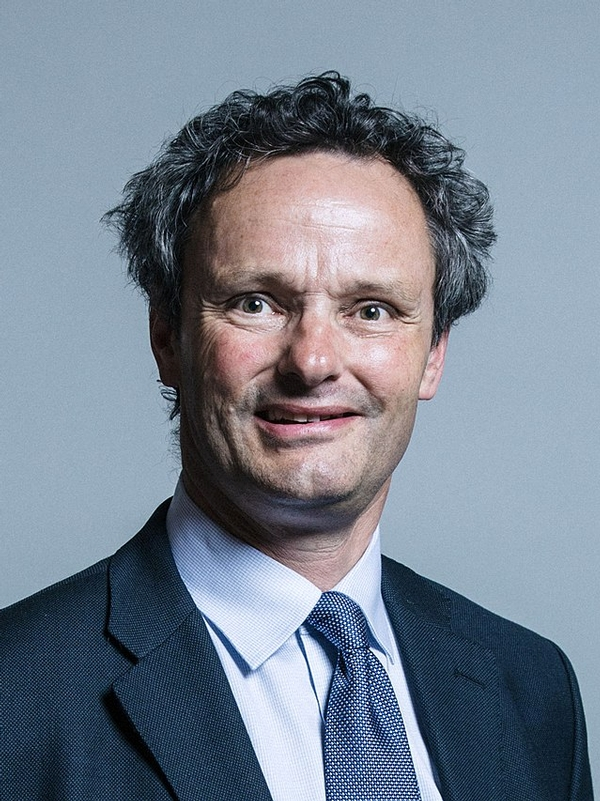 Peter Aldous, the Conservative MP for Waveney