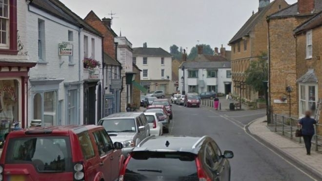 Castle Cary: Shots were fired in the town centre