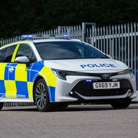Toyota bids for police fleet glory with hybrid loans