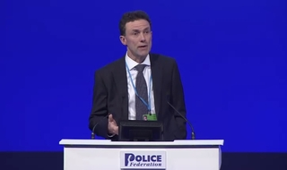 Francis Habgood is leading on pay reform for the NPCC