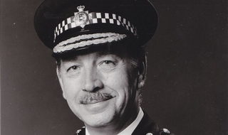 Architect of Midlands force dies