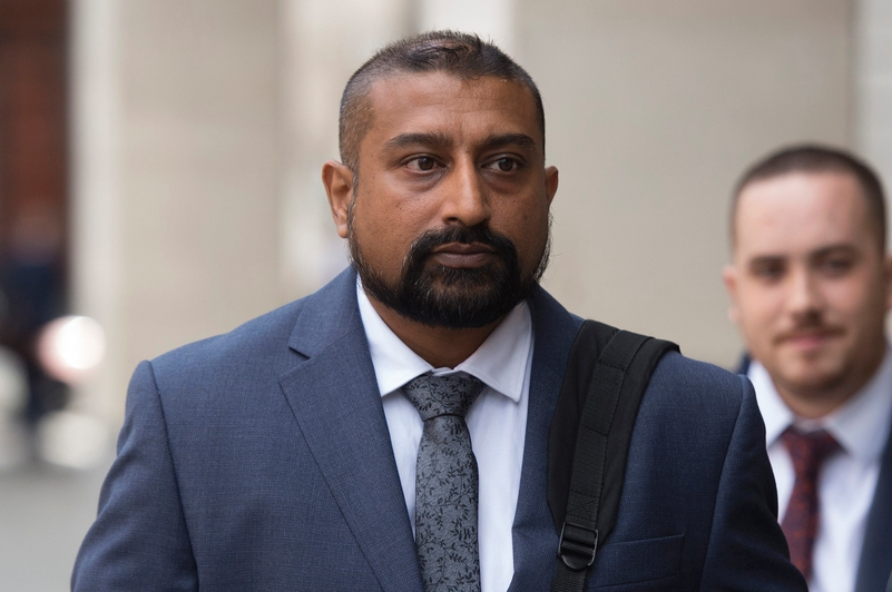 Pc Avi Maharaj: Awaiting sentence