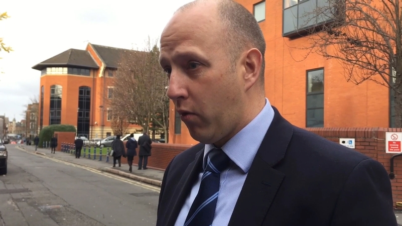 DCI Rob Widdowson: Inquest into his death opened and adjourned