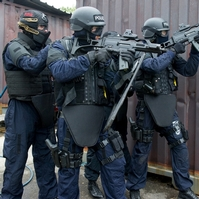 National armed police force idea shelved