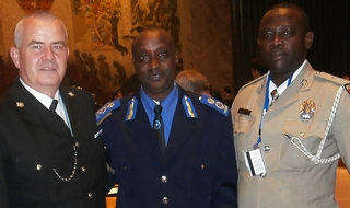 UN peacekeeping role informing English detective's work