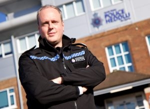 South Wales Assistant Chief Constable Andy Valentine