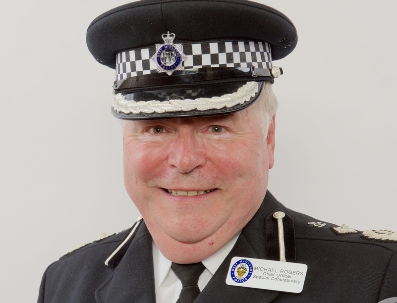 Mike Rogers MBE: Award for nearly 50 years in the Specials