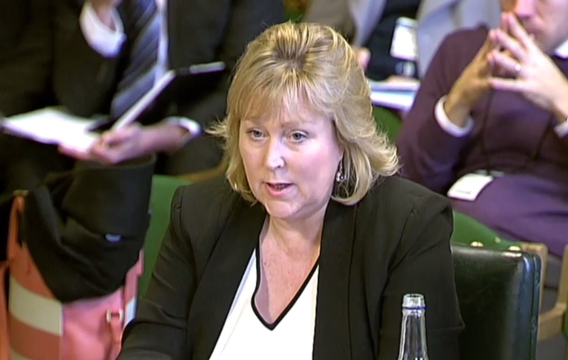 Kathryn Holloway says Bedfordshire Police has been treated unfairly