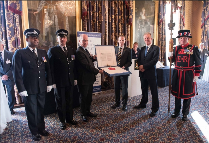 The charter was unveiled at an event in London