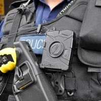 Body-cam streaming puts 'more eyes on street'