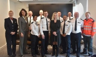 Strength in numbers: Launch of the Employer Supported Policing scheme at New Scotland Yard