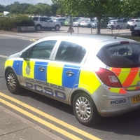 Traffic policing powers given to PCSOs
