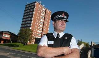 Staffordshire Police appoint Nick Adderley as ACC