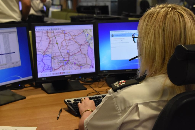 Quicker response times as force introduces new command and control system