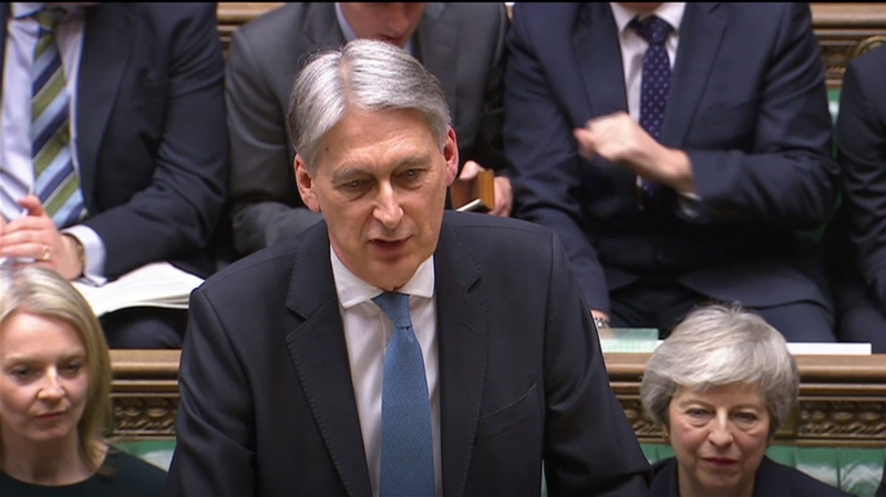 Philip Hammond: Announcing his Spring Statement today