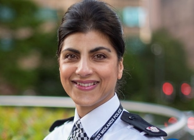 Harvi Khatkar: First female Sikh superintendent in the West Midlands