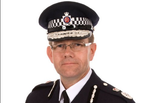 Chief Constable 'Will Not Complete Contract'