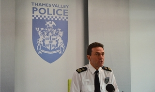 'There must be a fair settlement for officers' says chief