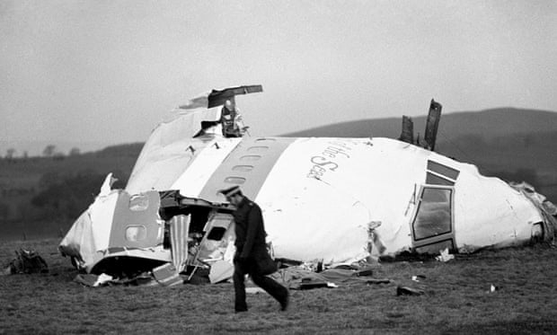 Tragedy aftermath inquiry: The 1988 Lockerbie disaster claimed 270 lives