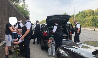 Two hundred arrests after nine forces take part in County Lines op