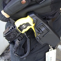 Force 'must increase' number of taser trained officers