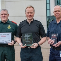 Force-led exercise takes top national accolade for partnership approach
