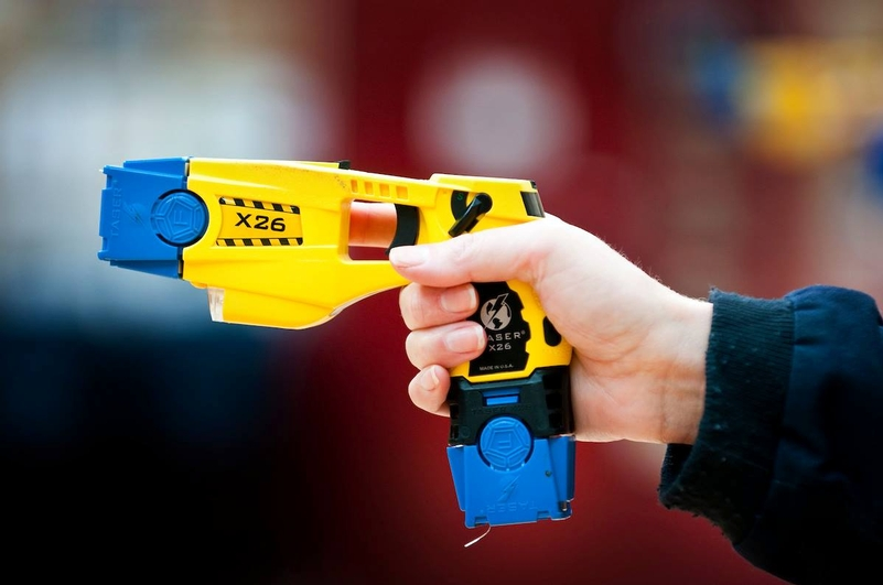 Tasers increase officer safety, says Police Investigations Commissioner