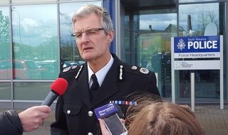 David Crompton to take PCC to court over dismissal