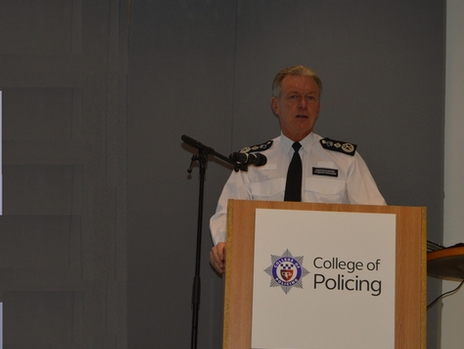 Sir Bernard Hogan-Howe, the only knighted police officer currently serving, will soon retire