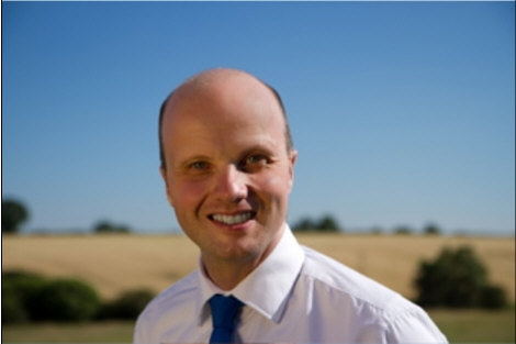 The former Northamptonshire PCC was the first person to hold the role when he was elected in 2012