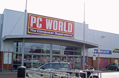 'PC World' Confuses Police Staff Member