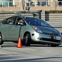 Driverless cars 'a game changer for policing'