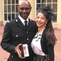 MBE reward shows officer is a true national treasure